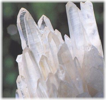 Depending on its ability to grow its crystalline shape, a mineral is called euhedral or anhedral. This is the crystallisation force. © DR