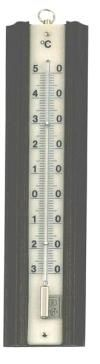 The mercury thermometer is a so called analogue thermometer. © DR