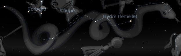 Hydra constellation