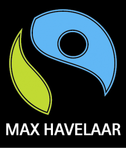 Max Havellar logo.