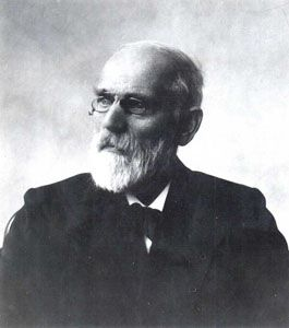 Johannes Diderik van der Waals (Credit: 2007 Soylent Communications)