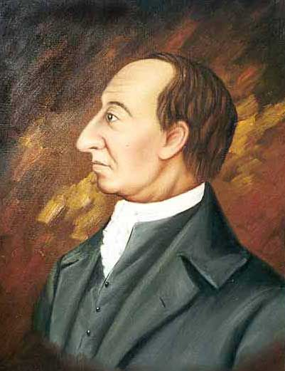 James Hutton, the father of gradualism in geology. © Abner Lowe, public domain