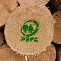 PEFC Logo, Credits: DR