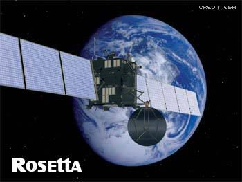 The Rosetta probe