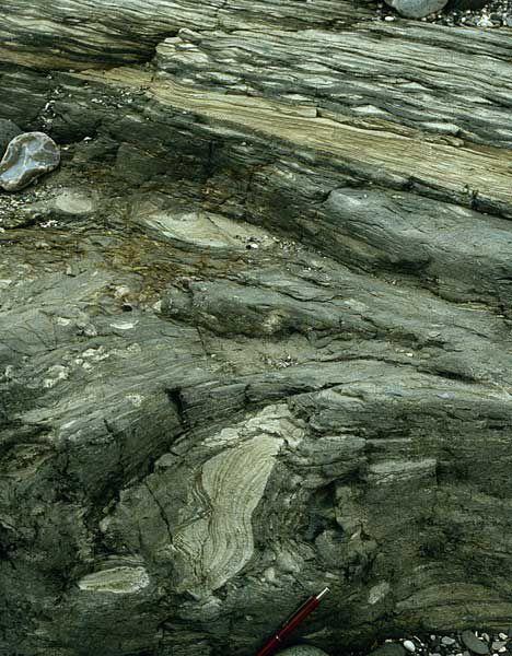 Tsunamites. © DR