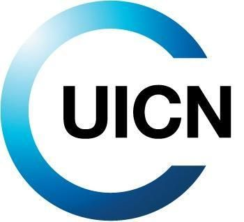 IUCN logo. DR credits