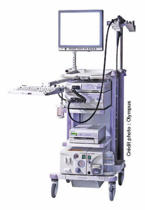 Inside Endoscopy Room: Definition > Endoscopy