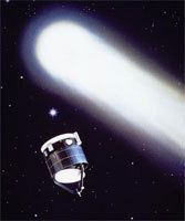 Giotto and Halley's comet