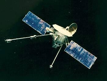 The Mariner 10 probe