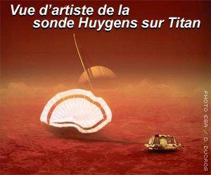 Huygens probe