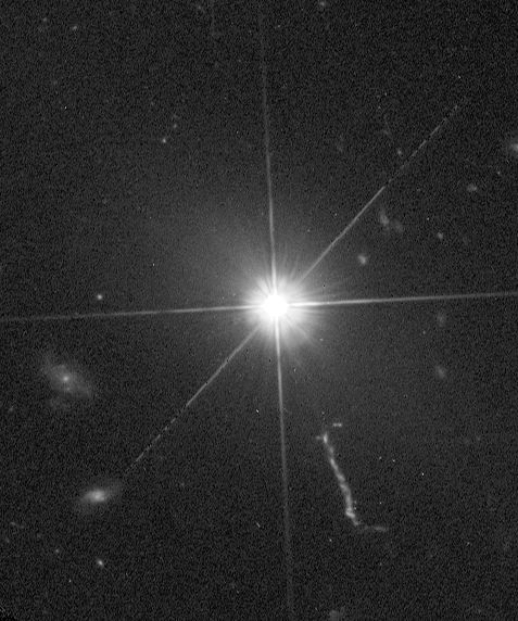 quasar-3c-273-hubble-nasa-esa