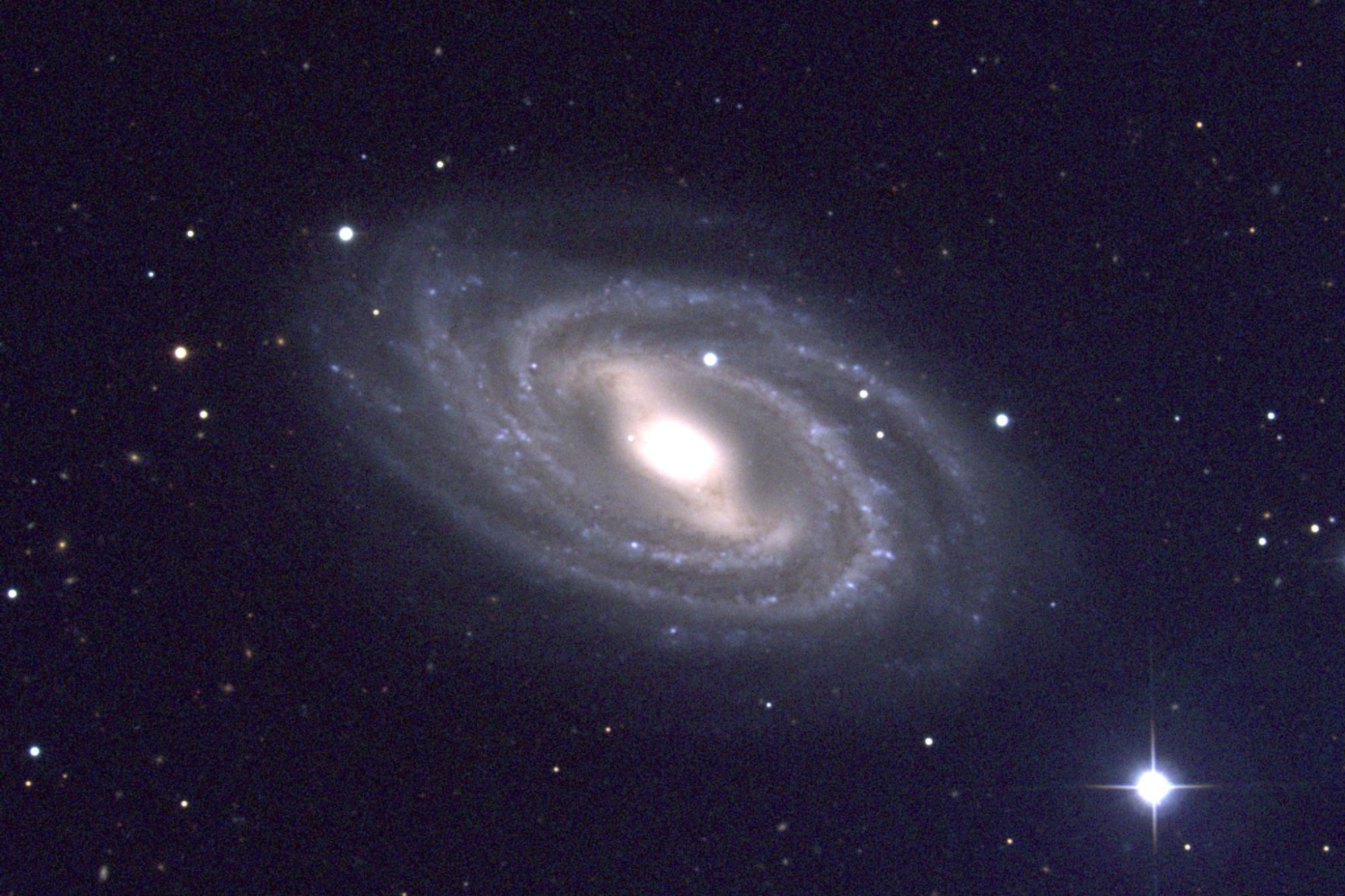 Machos could explain the nature of dark matter. © NOAO