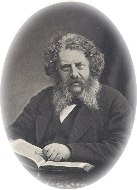 William John Macquorn Rankine was the Scottish engineer and physicist who introduced the term potential energy. The concept itself goes back to the work of Lagrange. © DR