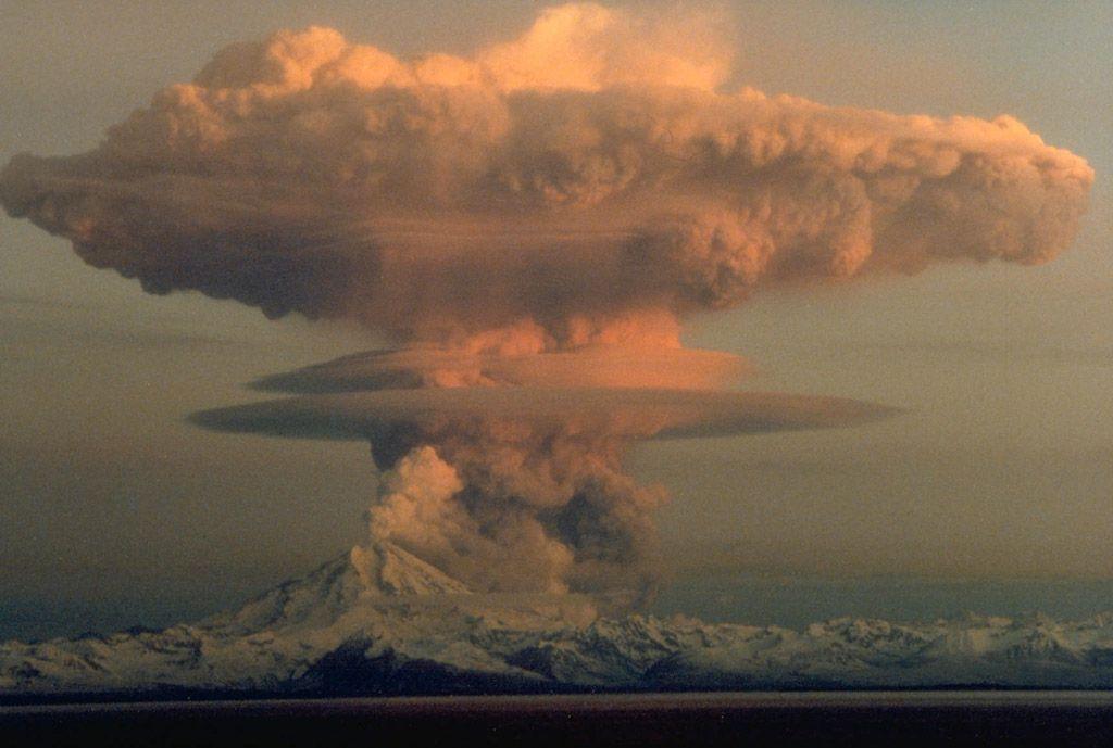Pyroclastic surge
