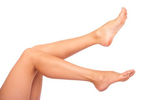 Varicose veins form mostly on the legs. © o5com, Flickr, CC by 2.0