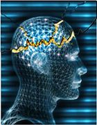 Generalised epilepsy is one form of epilepsy, together with focal epilepsy. © DR