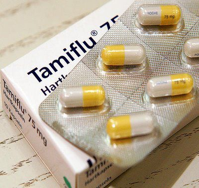Tamiflu is one of the best known antivirals. DR Credits