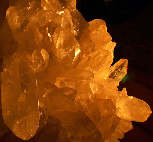 Quartz is a silicate. © Cobalt123, Flickr nc-sa 2.0