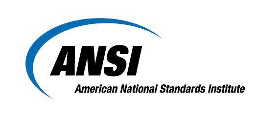 ANSI logo. © ANSI