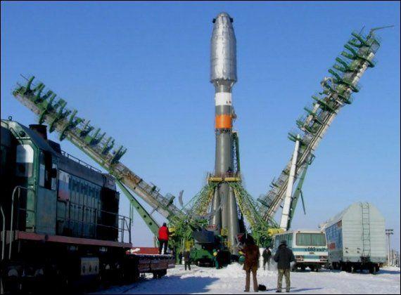 Launcher Soyuz / ST. © Starsem