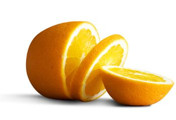 Oranges, source of vitamin C. DR Credits