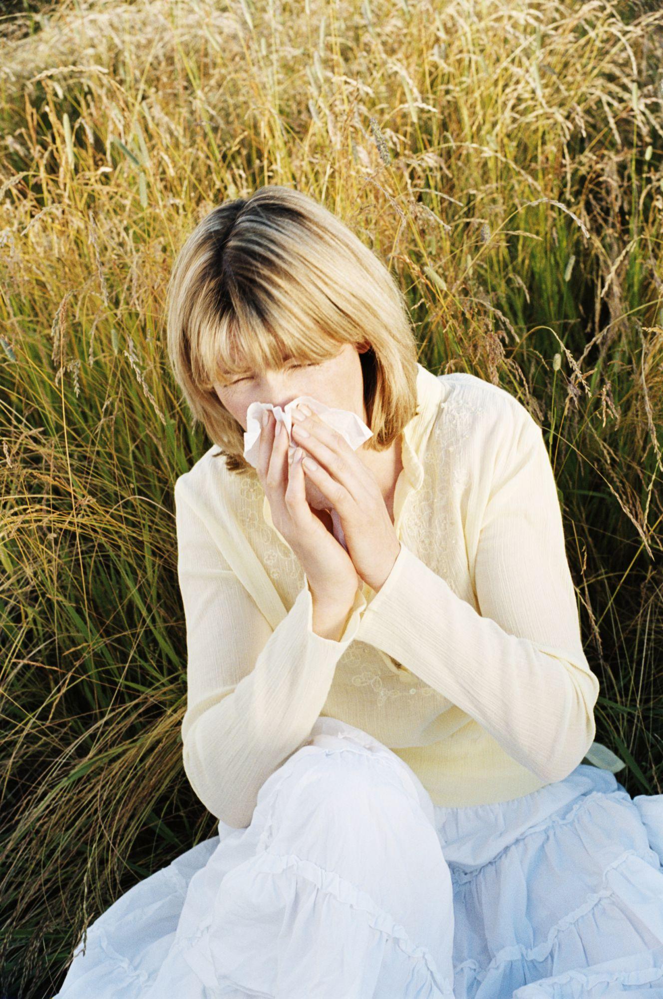 Histamine antagonists, medicines which combat allergies. © Phovoir